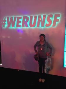 #WerunSF
